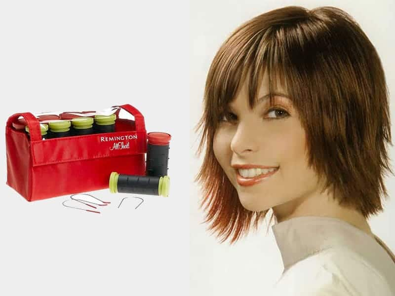 Best Hot Rollers For Short Straight Thick Hair 2018