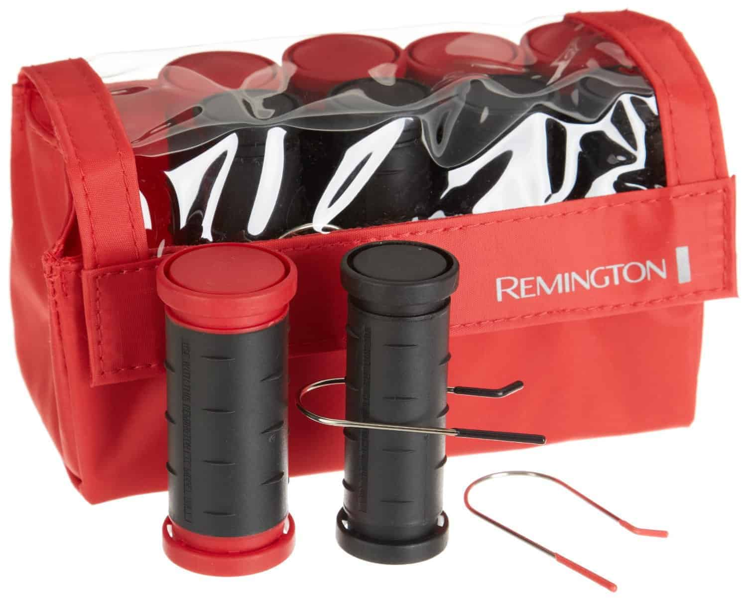Remington H-1015 - Best Hot Rollers For Short Straight Thick Hair