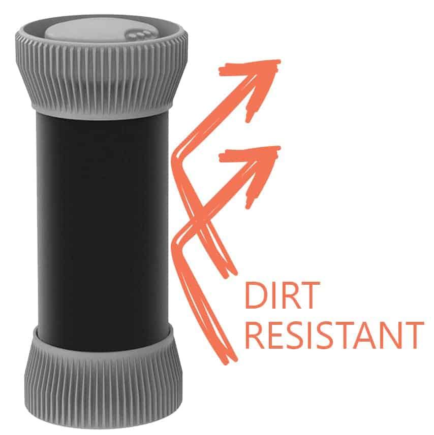 Dirt Resistant