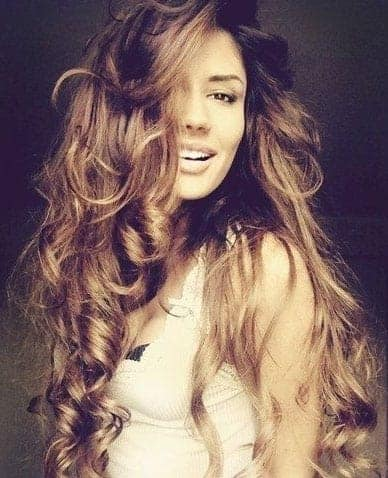 Nice Bouncy Curls