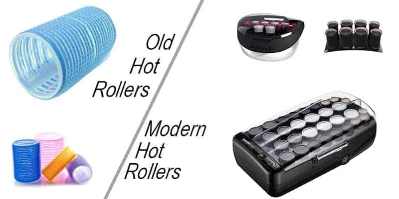 evolves of hot rollers technology