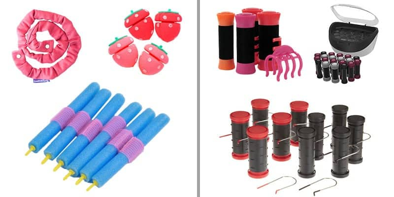 various Types Of Hot Rollers