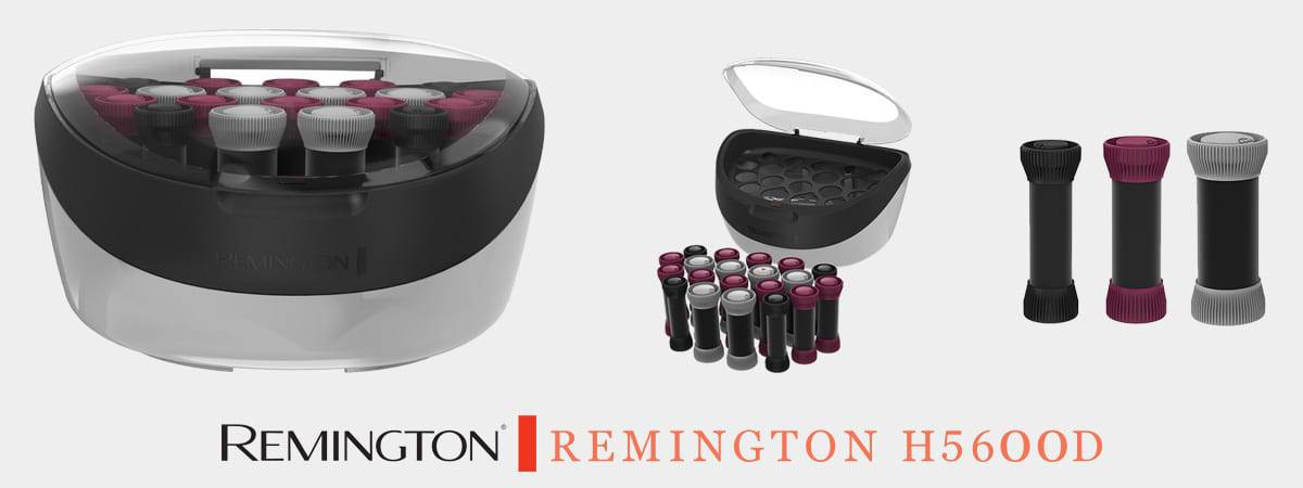 Remington H5600D 20-Piece Multi-Sized Roller Set