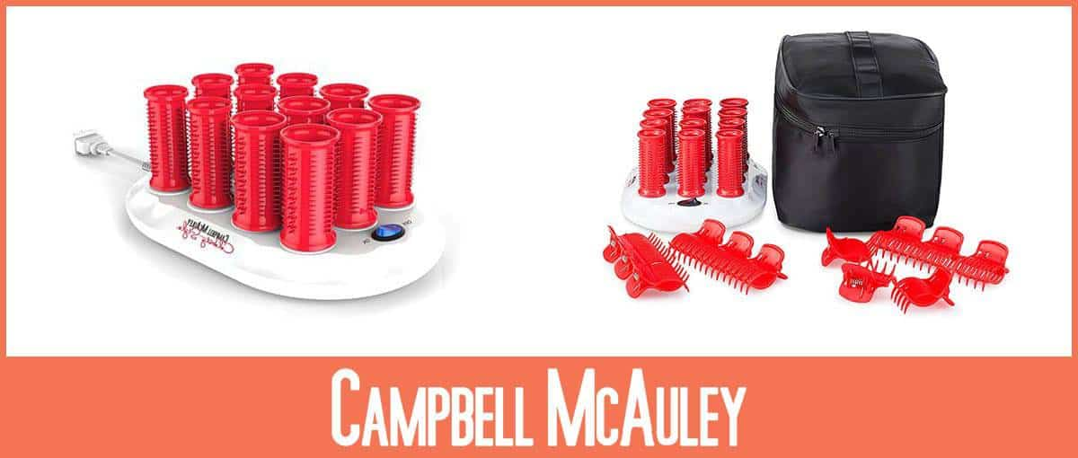 Campbell Mcauley hot rollers