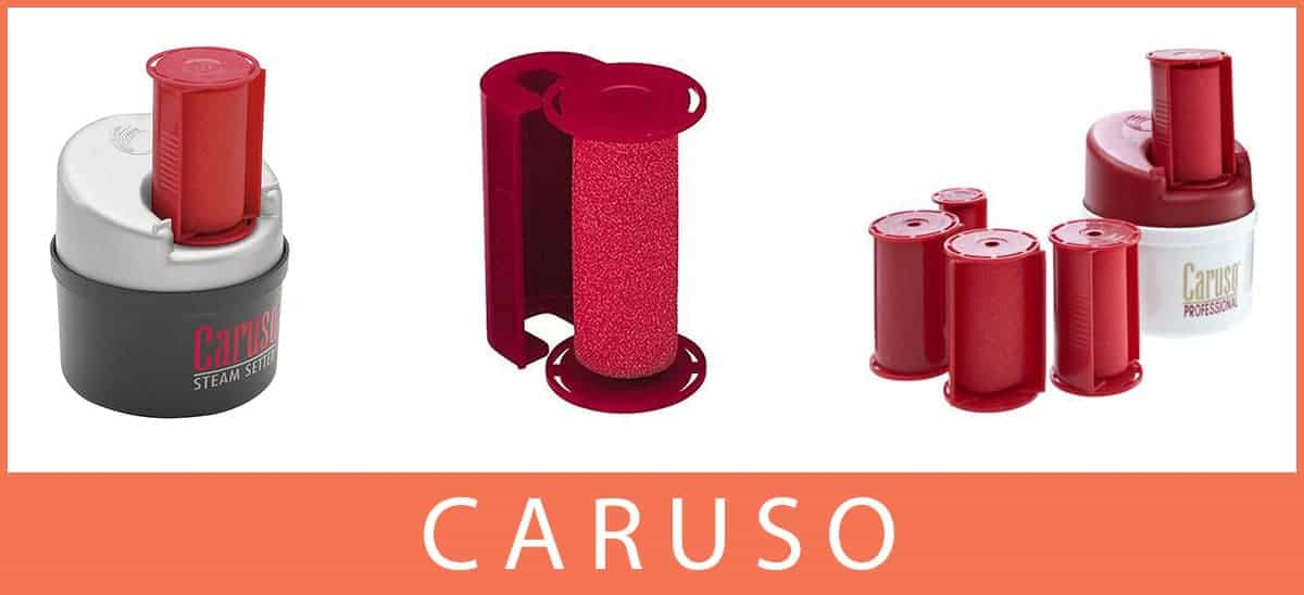 Caruso hot rollers