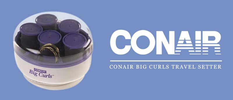 Featured image of Conair Big Curls Travel Setter Review