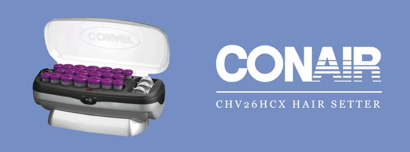Featured image of Conair CHV26HCX Ion Shine Instant Heat Hairsetter Review
