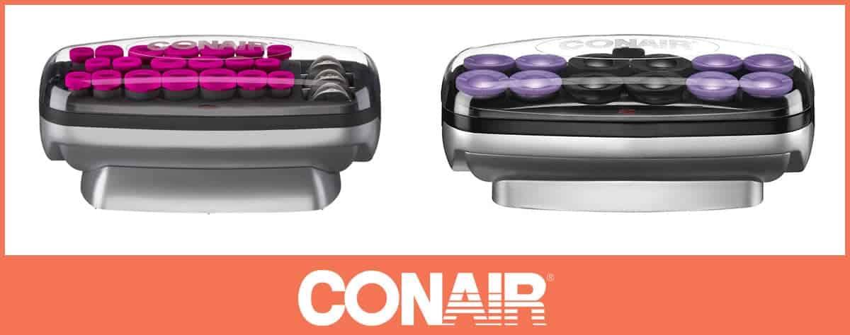 Conair hot rollers