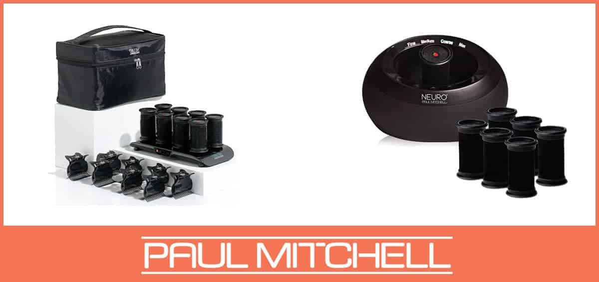 Paul Mitchell hot rollers