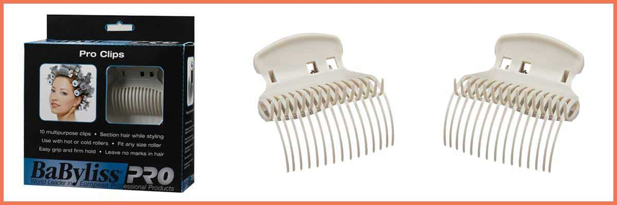 Babyliss Pro Hot Roller Clips