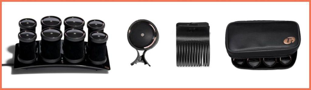 T3 Micro Voluminous Hot Rollers Luxe Set