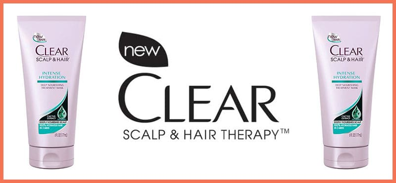 Clear Scalp and Hair Deep Hydrating Treatment Mask