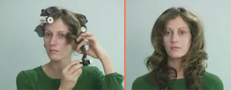 Styling Up Hair
