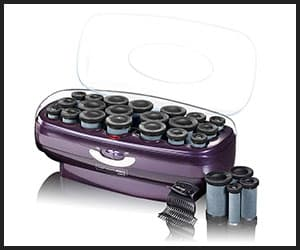 INFINITI PRO BY CONAIR Instant Heat Ceramic Flocked 20 Rollers - V1 Nov
