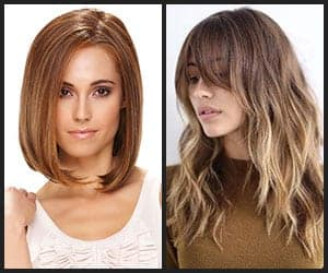 Short & Medium Length Hair