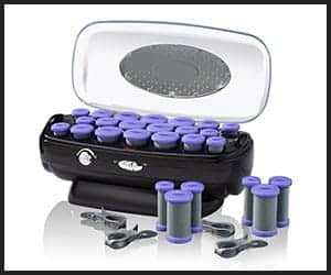 INFINITI PRO by Conair Ceramic Flocked Rollers - V3 Dec