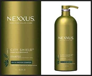 Nexxus City Shield Shampoo