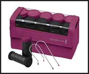 Remington H1015 Compact Ceramic Worldwide Voltage Hair Setter - V3 Dec