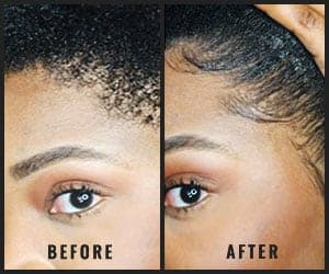 Controlling Edges in Short Hair