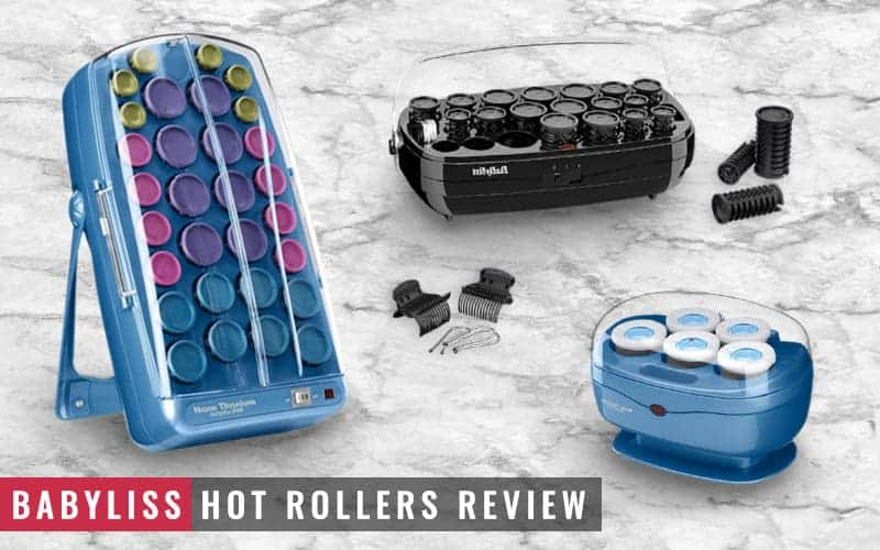 Featured Image of Babyliss Hot Rollers Review