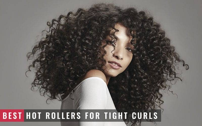 Featured Image Of Best Hair Rollers For Tight Curls