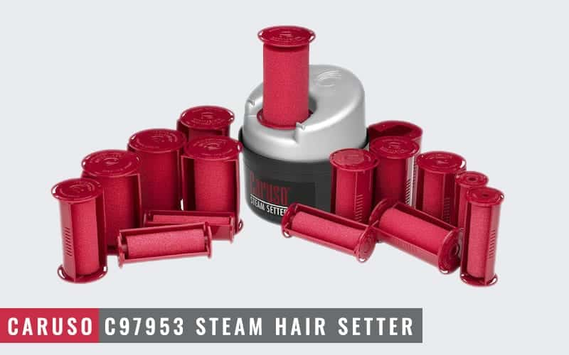 Featured Image of Caruso C97953 Steam Hair Setter