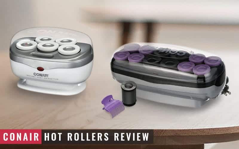 Featured Image of Conair Hot Rollers Review