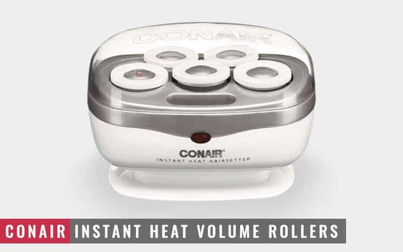 Featured Image of Conair Instant Heat Volume Rollers