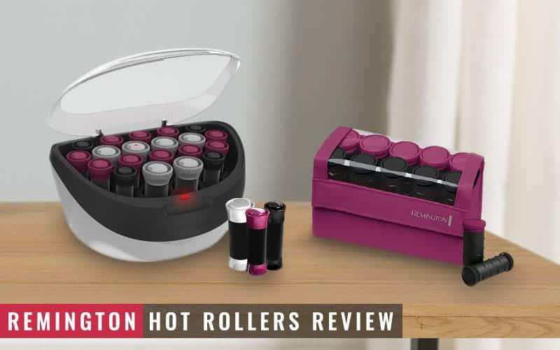 Featured Image of Remington Hot Rollers Review