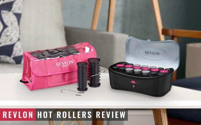 Featured Image of Revlon Hot Rollers Review