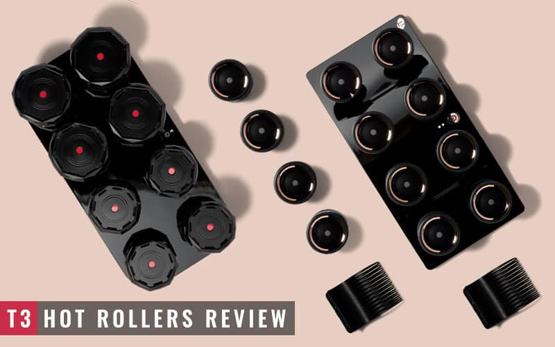 Featured Image of T3 Hot Rollers Review