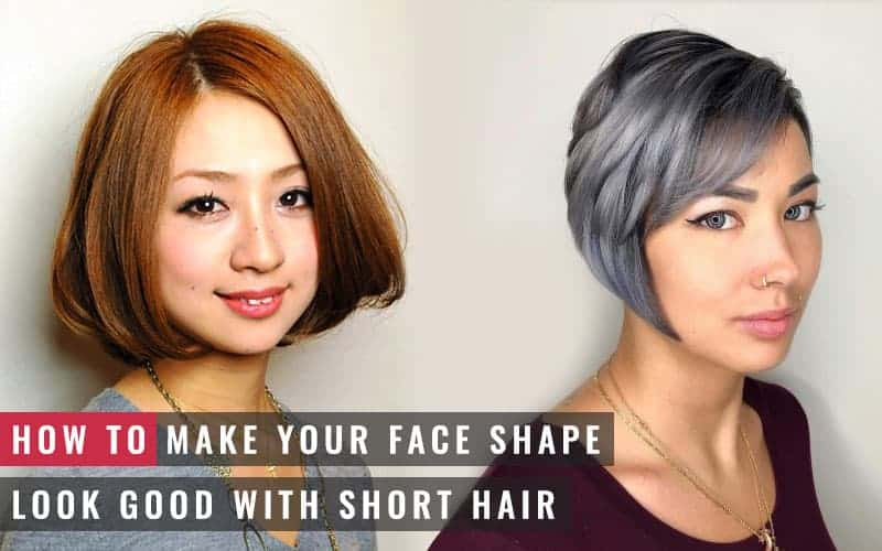 Featured Image of Face Shapes That Look Good With Short Hair