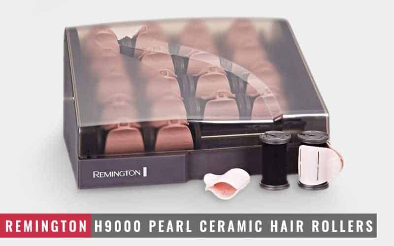 Featured Image of Remington H9000 Pearl Ceramic Hair Rollers