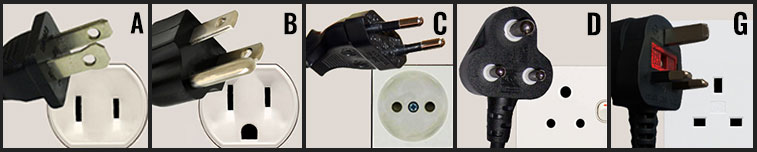 Different Types of Plugs