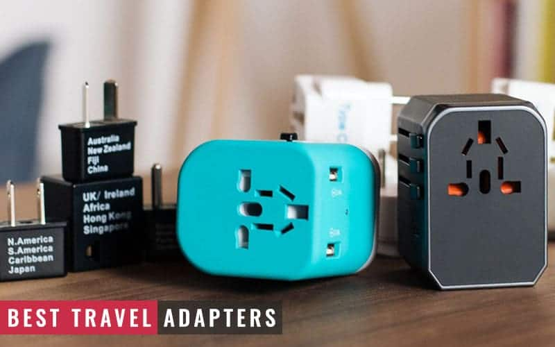 Featured Image of Best Travel Adapters