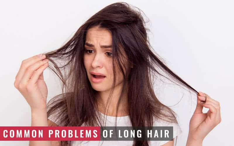 Featured Image of Common Problems of Long Hair