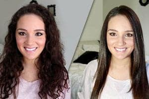Curly or Straight – Which Hair Style Is For You?