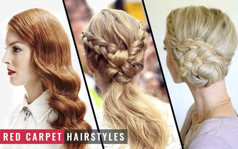 Featured Image of Red Carpet Hairstyles