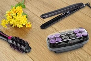 Time-saving Hair Tools for Curly Hair