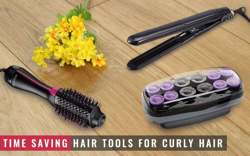 Featured Image of Time-saving Hair Tools for Curly Hair