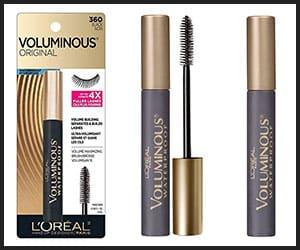 Loreal Paris Makeup Voluminous Waterproof Mascara