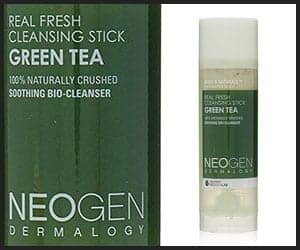 Neogen Real Fresh Cleansing Stick Green