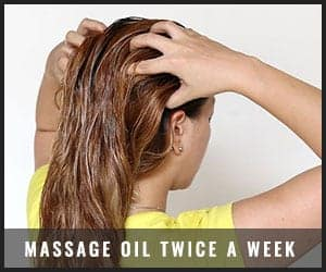 Oil Massaging
