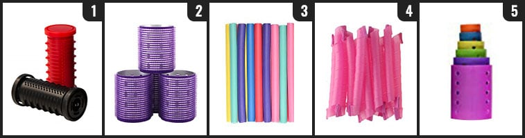 Types of Hair Roller
