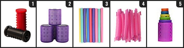 Types of Hair Roller