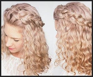 Braid Curly Hair