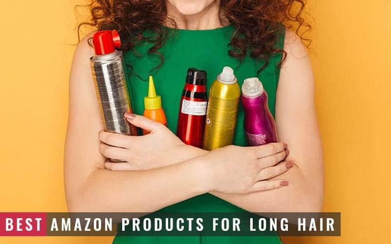 Featured Image of Best Amazon Products for Long Hair