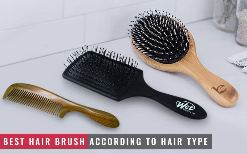 Featured Image of Best Hair Brush According to Hair Type