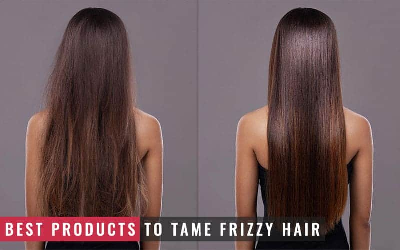 Featured Image of Best Products to Tame Frizzy Hair