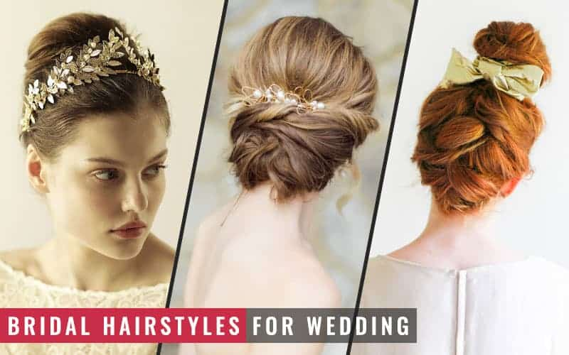 Featured Image of Bridal Hairstyles for Wedding